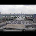 朝鲜世界11集: 在平壤的人民大学习堂, 看到广场一万多人排练节目, 运气真好 / 旅行纪录片我去看世界