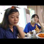 朝鲜世界26集:终于和朝鲜美女导游一起吃饭了,一起聊聊不同国家的饮食文化【12季:朝鲜世界】 / 旅行纪录片我去看世界