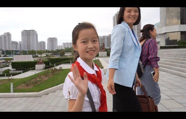 【朝鲜世界2】10集:来自朝鲜的美少女,在少年宫学习演讲,见到镜头有点害羞 / 旅行纪录片我去看世界