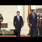 《新闻联播》 习近平举行仪式欢迎卡塔尔国埃米尔塔米姆访华 20190131 | CCTV / CCTV中国中央电视台