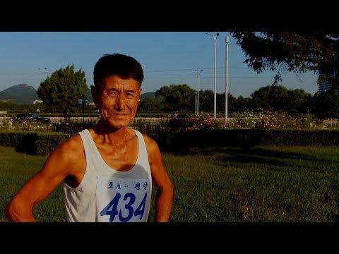 【朝鲜世界2】29集:朝鲜的国际马拉松开跑,我们采访到了一位当地老爷爷 / 旅行纪录片我去看世界